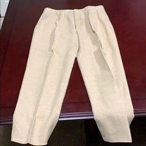 Polo Linen Pants